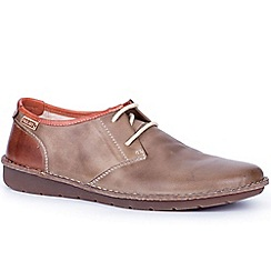 Pikolinos - Taupe 'Santiago' men's lightweight casual shoes