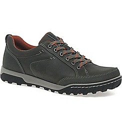 Ecco - Grey 'Urban Life' mens casual shoes