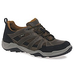 Ecco - Brown 'Sierra sport gt' mens sports shoes