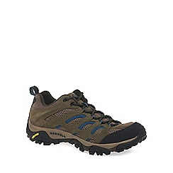 Merrell - Brown 'Moab Ventilator' mens hiking shoes