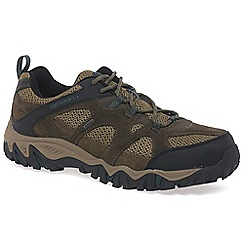 Merrell - Brown 'Rockbit GORE-TEX' mens hiking shoes