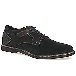 Bugatti - Grey 'Dawley' mens lightweight casual shoes