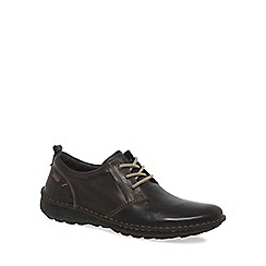 Pikolinos - Dark brown 'Santos' mens casual shoes