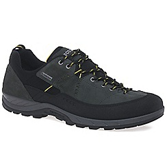 Ecco - Black 'Yura' mens gore-tex sports shoes