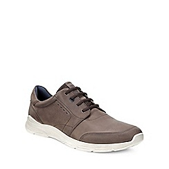 Ecco - Brown 'Irondale' Mens Lightweight Trainers