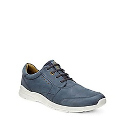 Ecco - Navy 'Irondale' Mens Lightweight Trainers