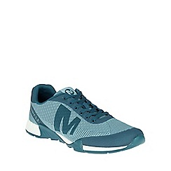 Merrell - Blue 'Versent' Mens Casual Sports Trainers