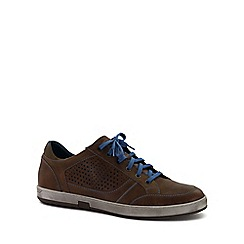 Josef Seibel - Brown 'Gatteo 12' Mens Casual Shoes
