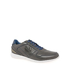Bugatti - Grey 'Kent' Mens Casual Shoes