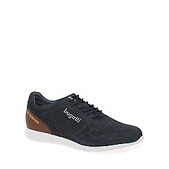 Bugatti - Navy 'Province' Mens Sports Shoes