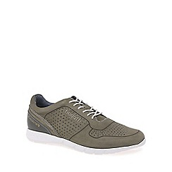 Bugatti - Grey 'Province' Mens Sports Shoes