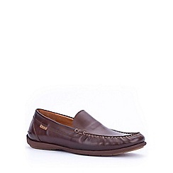 Pikolinos - Brown 'Costa' Mens Casual Shoes