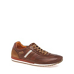 Pikolinos - Tan 'Liverpool' Mens Casual Trainers
