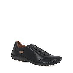 Pikolinos - Black 'Parkway' Mens Casual Shoes