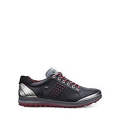 Ecco - Black 'Biom Hybrid 2' Mens Golf Shoes