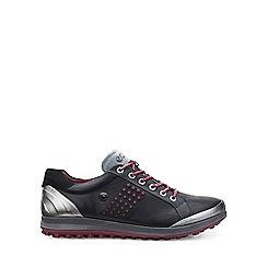 Ecco - Black 'Biom Hybrid 2' Mens Golf Shoes