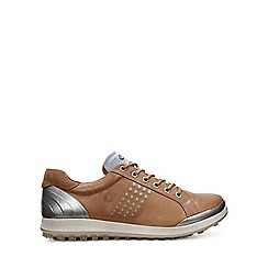 Ecco - Camel 'Biom Hybrid 2' Mens Golf Shoes