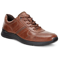Ecco - Brown 'Irving' Mens Casual Shoes