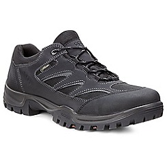 Ecco - Black 'Xpedition III' Textile Mens Casual Shoes