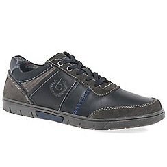 Bugatti - Grey 'Region' mens casual shoes