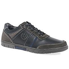 Bugatti - Grey 'Region' mens casual shoes