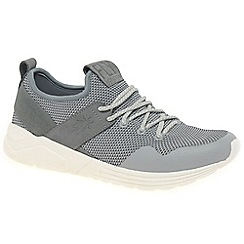 Fly London - Grey 'Suba' lightweight trainers