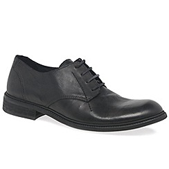 Fly London - Black 'Hoco' mens casual lightweight shoes