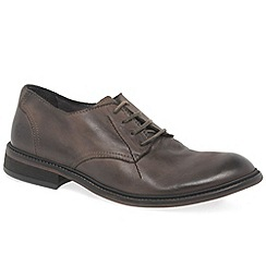 Fly London - Brown 'Hoco' mens casual lightweight shoes