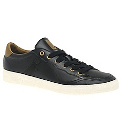Fly London - Black 'Bato' mens lightweight casual shoes