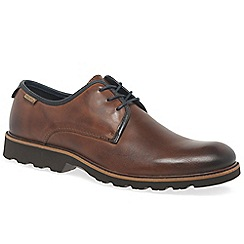 Pikolinos - Tan 'Arden' mens lightweight casual shoes