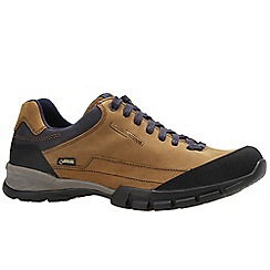 Camel Active - Brown 'Tourist' Mens Lightweight Casual Shoes