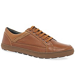 Anatomic & Co - Tan 'Serra' mens lightweight casual shoes