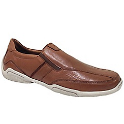 Josef Seibel - Camel 'Linus 09' mens casual slip on shoes