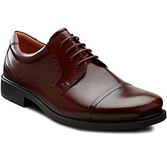 Ecco - Brown 'Dublin' Mens Formal Lace Up Shoes