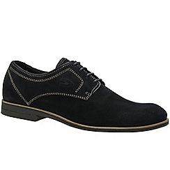 Camel Active - Navy 'North' mens formal lace shoes
