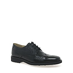 Anatomic Gel - Black 'Tucano' mens formal lace up shoes