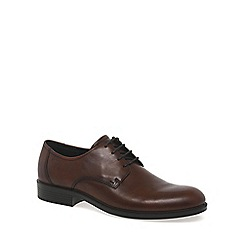 Ecco - Brown 'Harold' mens formal lace up shoes