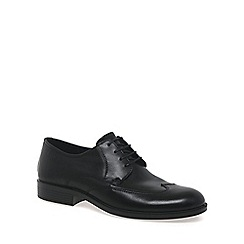 Ecco - Black 'Harry' mens formal lace up shoes