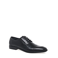 Bugatti - Black 'Telford' mens formal lace up shoes
