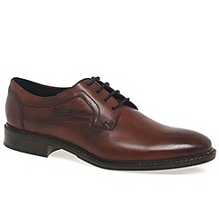 Bugatti - Brown 'Walton' mens formal lace up shoes