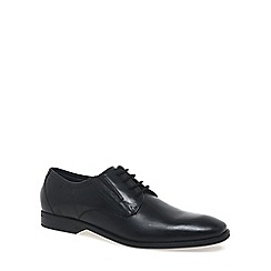 Bugatti - Black 'Westbury' mens formal lace up shoes