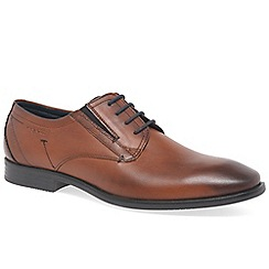 Bugatti - Brown 'Westbury' mens formal lace up shoes