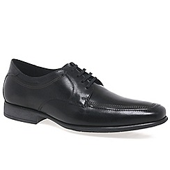 Anatomic Gel - Black '9898' Mens Formal Lace Up Shoes