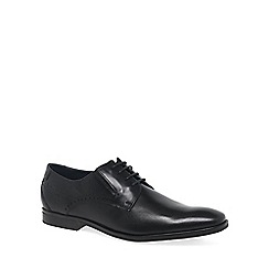 Bugatti - Black 'Miami' Mens Formal Lace Up Shoes