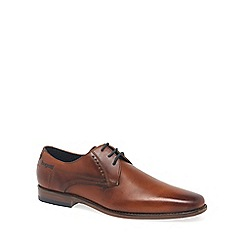 Bugatti - Brown 'Vegas' Mens Formal Lace Up Shoes
