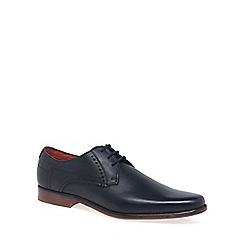 Bugatti - Navy 'Vegas' Mens Formal Lace Up Shoes