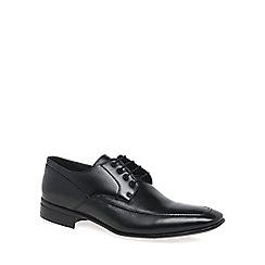 Anatomic Gel - Black 'Salvador Mens' Formal Lace Up Shoes