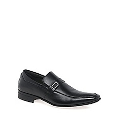 Anatomic Gel - Black 'Serjipe' Mens Formal Slip On Shoes