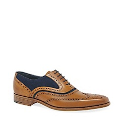 Barker - Multi Coloured 'McClean' Mens Formal Brogues