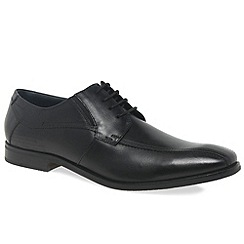 Bugatti - Black 'Maybury' mens formal lace up shoes